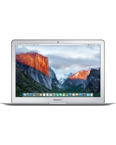 MacBook Air 13-inch Core i5 1.6 GHz 256 GB SSD 8 GB RAM Silver (Early 2016)