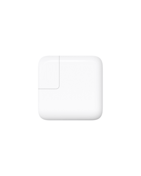 iPhone EU USB-charger white