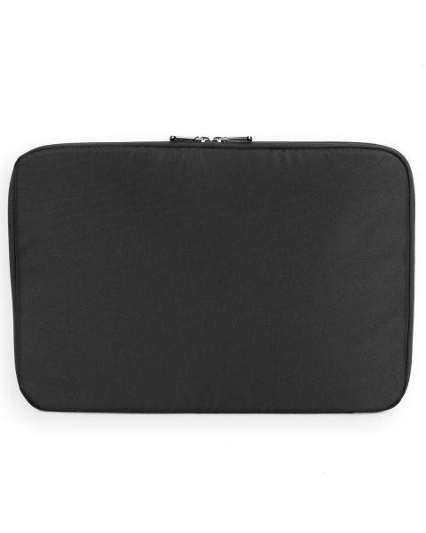 Modern Series Laptop & Tablet Sleeve 17 Inch - Zwart / Black