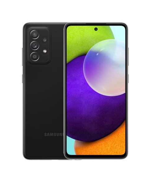 Refurbished Samsung Galaxy A52 4G 128GB black