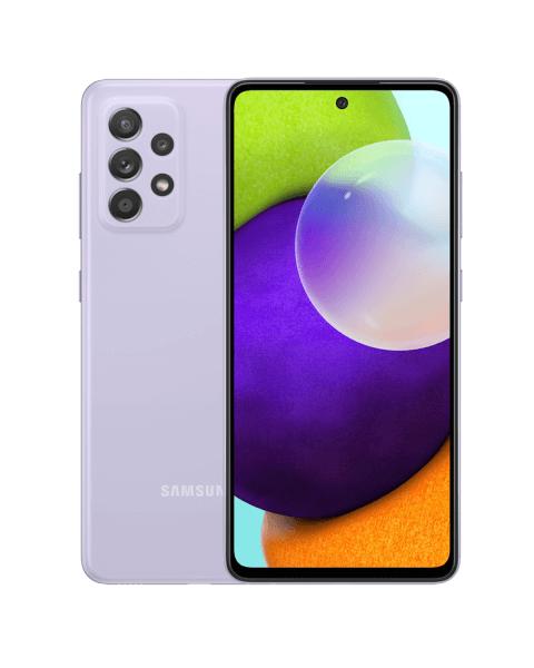Refurbished Samsung Galaxy A52 4G 128GB purple