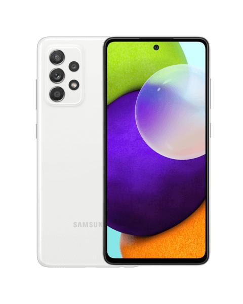 Refurbished Samsung Galaxy A52 4G 128GB white