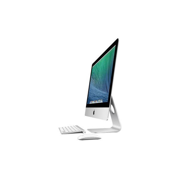 iMac 21-inch Core i5 1.4GHz 256GB HDD 8GB RAM Silver (Mid 2014)