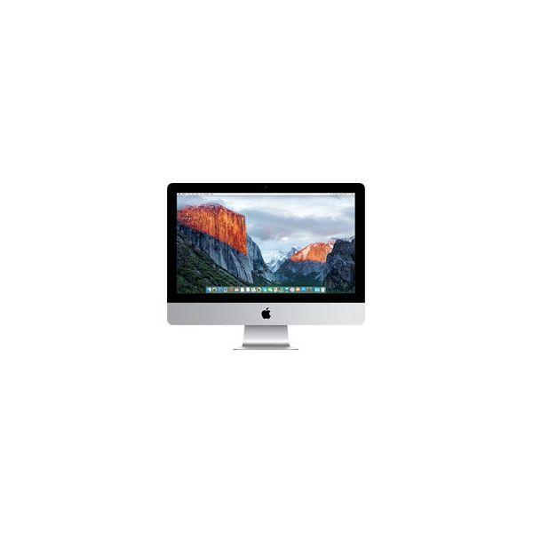iMac 21-inch Core i5 2.8GHz 2TB HDD 8GB RAM Silver (Late 2015)
