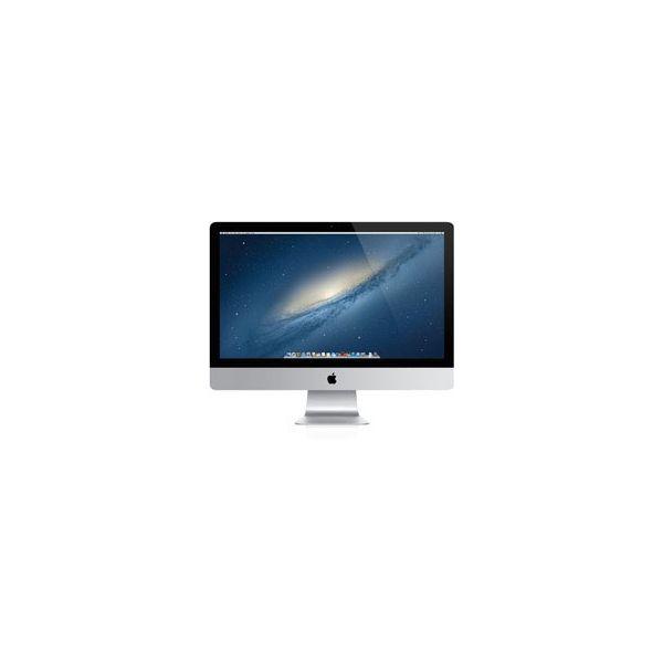 iMac 27-inch Core i7 3.4GHz 768GB HDD 8GB RAM Silver (Late 2012)