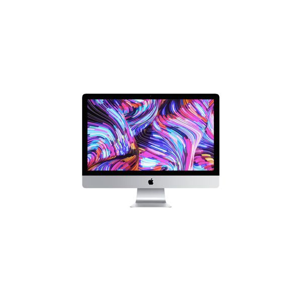 iMac 27-inch Core i5 3.7GHz 512GB HDD 8GB RAM Silver (5K, 27- inch, 2019)