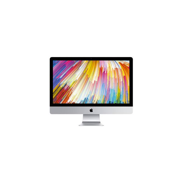 iMac 27-inch Core i5 3.8GHz 2TB (Fusion) 8GB RAM Silver (5K, Mid 2017)