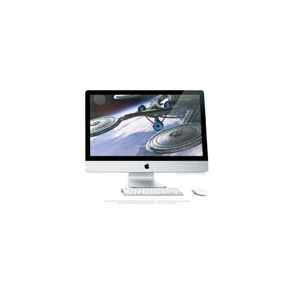 iMac 27-inch Core 2 Duo 3.33GHz 1TB HDD 4GB RAM Silver (Late 2009)