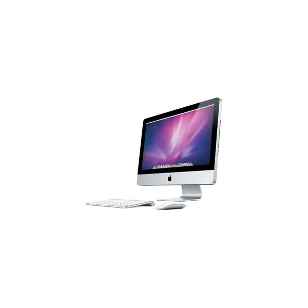 iMac 21-inch Core i3 3.2GHz 1TB HDD 4GB RAM Silver (Mid 2010)