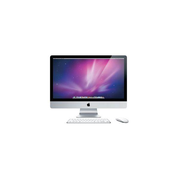 iMac 27-inch Core i7 2.93GHz 256GB HDD 8GB RAM Silver (Mid 2010)