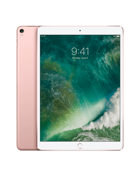 Refurbished iPad Pro 10.5 256 GB WiFi + 4G rose gold (2017)   Without cable and charger