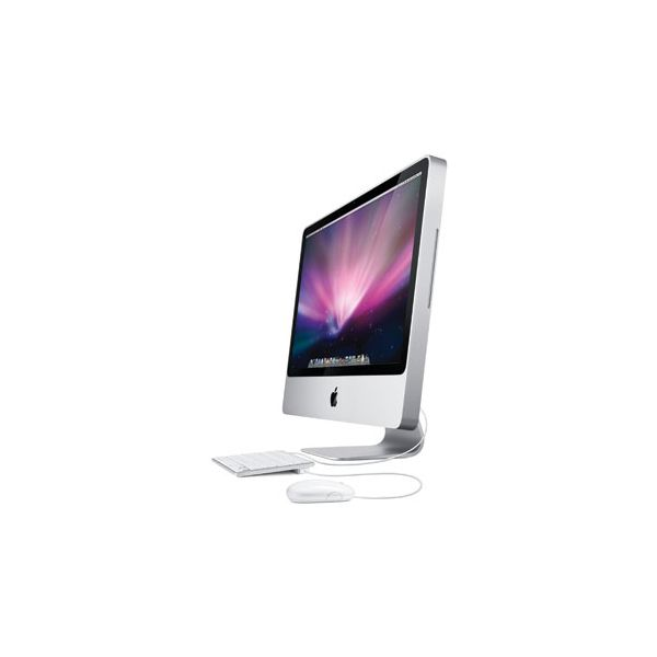 iMac 20-inch Core 2 Duo 2.0GHz 160GB HDD 8GB RAM Silver (Mid 2009 (Education Only))