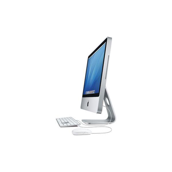iMac 20-inch Core 2 Duo 2.4GHz 250GB HDD 1GB RAM Silver (Early 2008)
