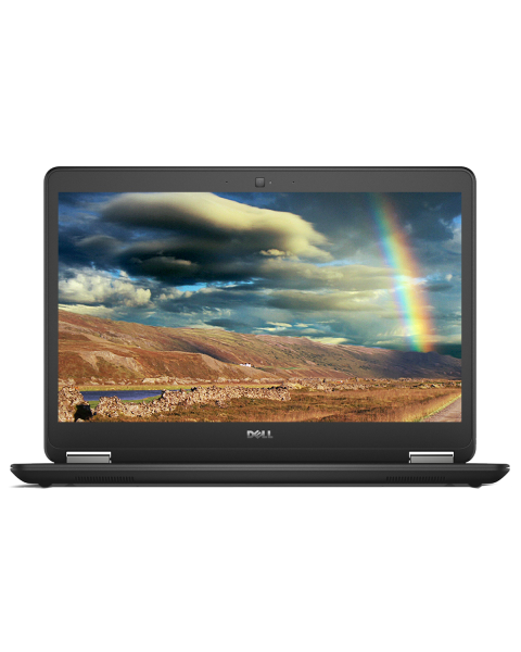 Dell Latitude E7450 | 14 inch FHD | Touchscreen | 5th generation i5 | 256GB SSD | 8GB RAM | 2.3 GHz | QWERTY / AZERTY / QWERTZ