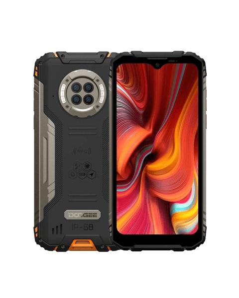 DOOGEE S96 Pro   128GB   Black/Orange