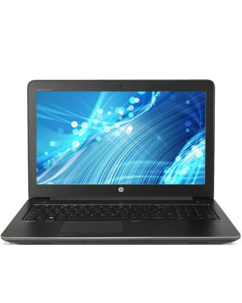 HP ZBook 15 G3 | 15.6 inch FHD | 6th generation i7 | 500GB HDD | 16GB RAM | NVIDIA Quadro M1000M | QWERTY/AZERTY/QWERTZ