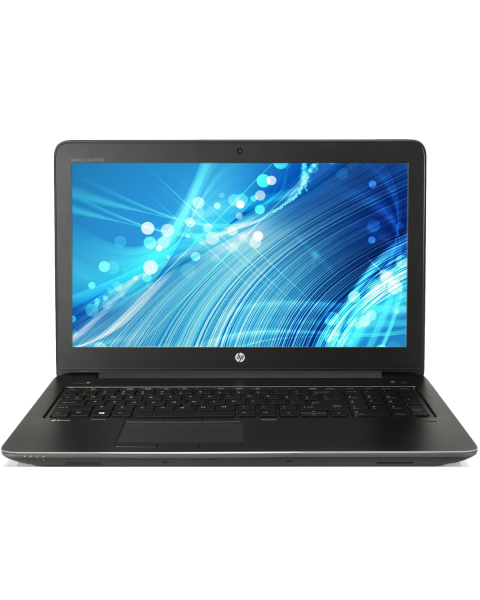 HP ZBook 15 G3 | 15.6 inch FHD | 6th generation i7 | 256GB SSD | 16GB RAM | NVIDIA Quadro M1000M | QWERTY/AZERTY/QWERTZ