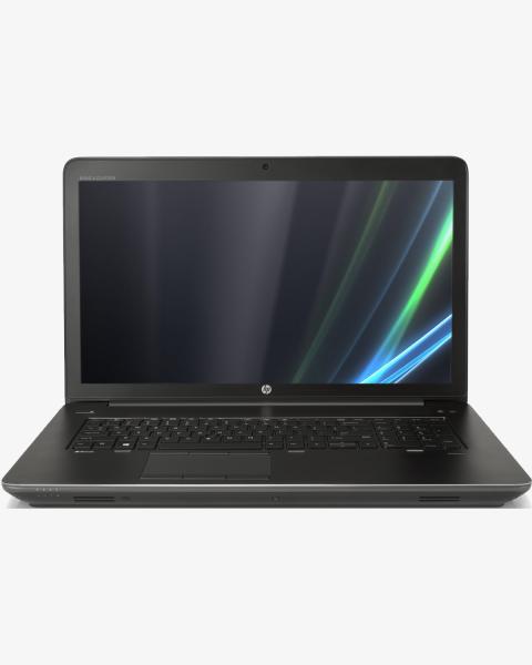 HP ZBook 17 G3 | 17.3 inch FHD | 6e generation i7 | 500GB HDD + 512GB SSD | 16GB RAM | QWERTY/AZERTY/QWERTZ