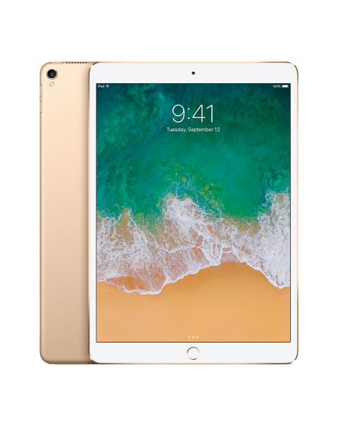Refurbished iPad Pro 10.5 256 GB WiFi + 4G Gold (2017)   Without cable and charger