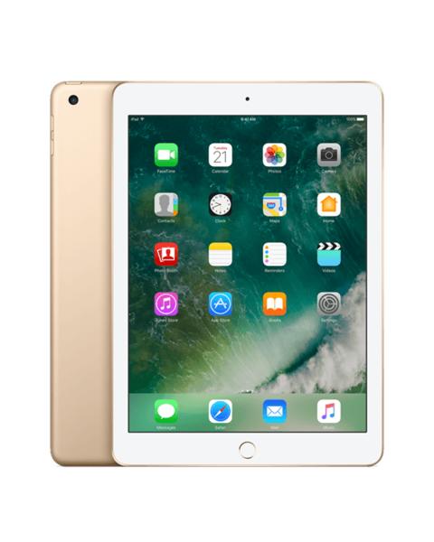 Refurbished iPad 2017 32GB Wi-Fi + 4G gold