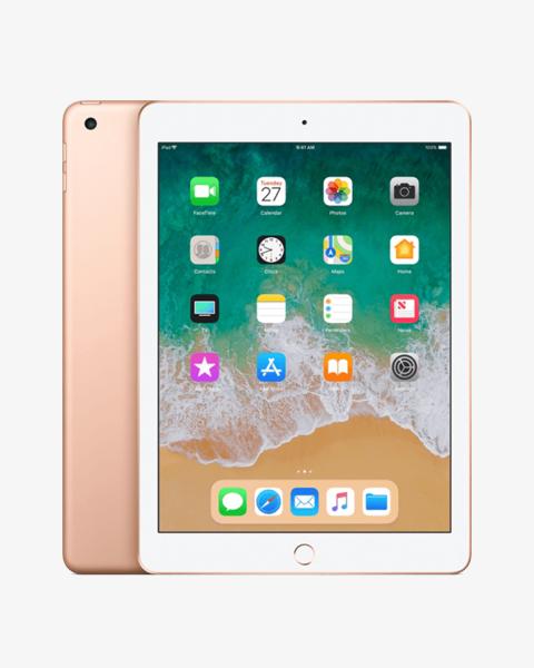 Refurbished iPad 2018 128GB Wi-Fi Gold
