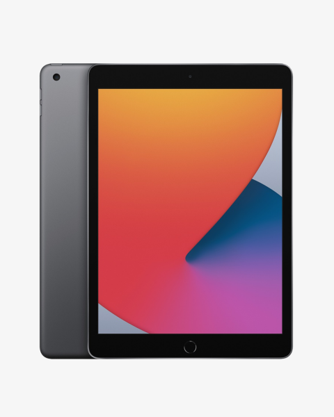Refurbished iPad 2020   32GB   WiFi + 4G   Space Gray (2020)