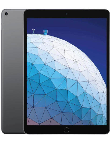 Refurbished iPad Air 3 64GB WiFi + 4G spacegrijs
