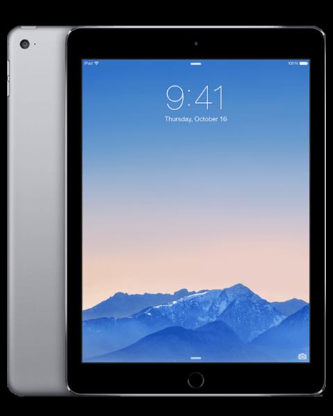 Refurbished iPad Air 2 32GB WiFi zwart/space grey