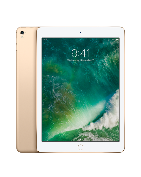 Refurbished iPad Pro 9.7 32GB WiFi + 4G Gold   Excluding cable and charger