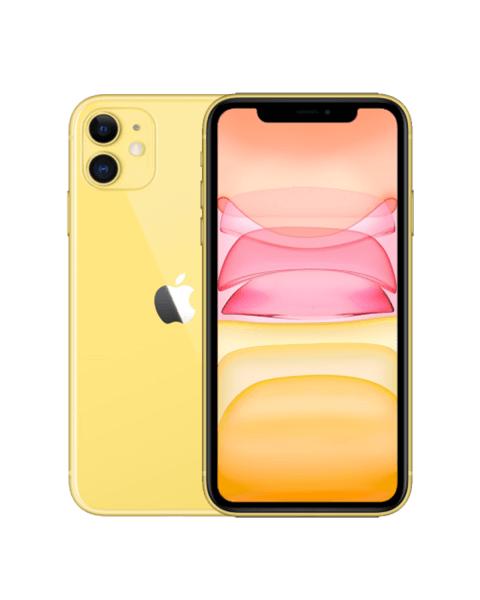 Refurbished iPhone 11 64GB geel