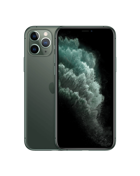Refurbished iPhone 11 Pro 64GB midnight green
