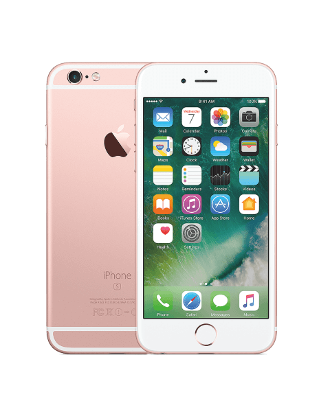 Refurbished iPhone 6S Plus 16GB rose gold
