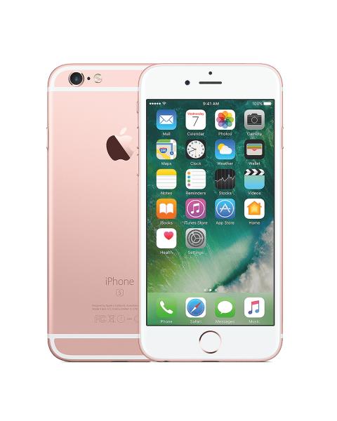Refurbished iPhone 6S Plus 16GB rosegold