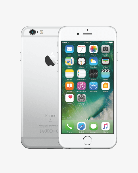 Refurbished iPhone 6S Plus 64GB silver