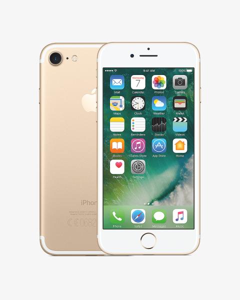 Refurbished iPhone 7 128GB gold