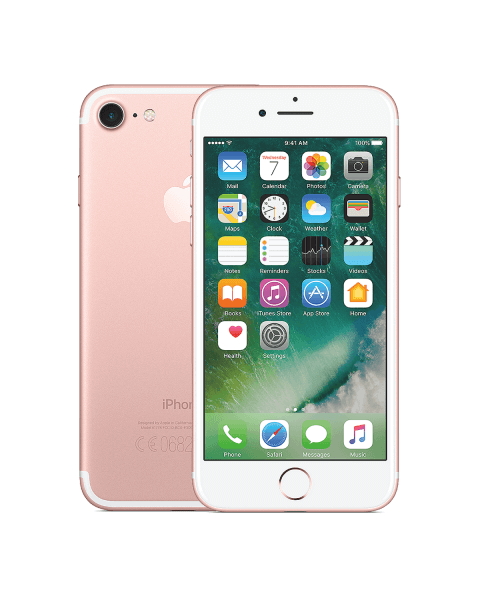 Refurbished iPhone 7 32GB rose gold