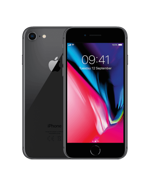 Refurbished iPhone 8 128GB space grey