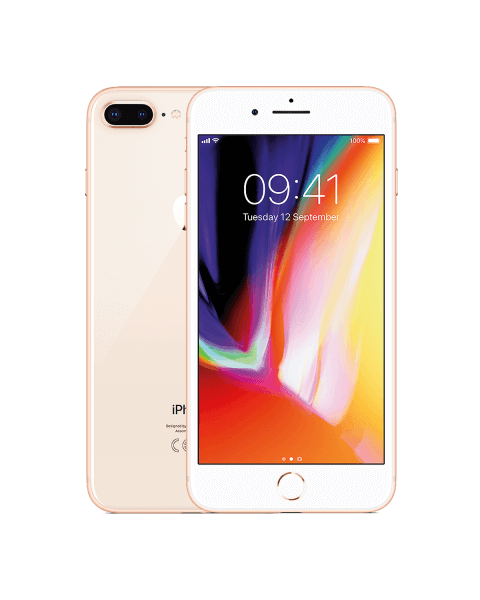 Refurbished iPhone 8 plus 256GB Gold