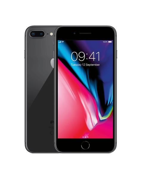 Refurbished iPhone 8 plus 128GB Space gray