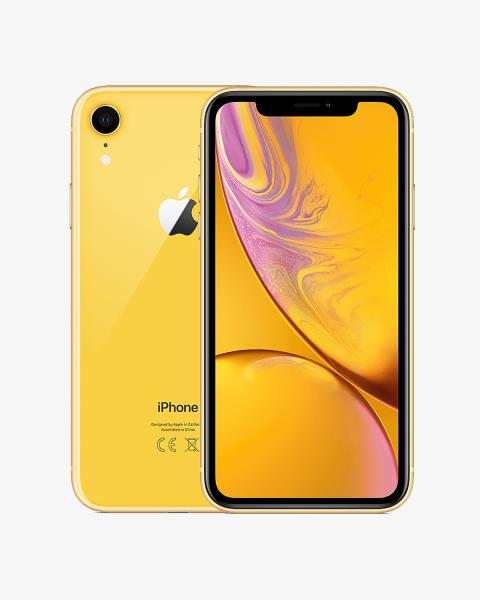 Refurbished iPhone XR 128GB Yellow