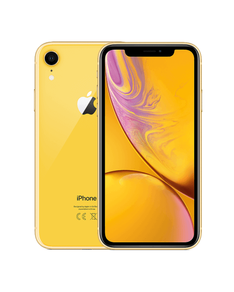 Refurbished iPhone XR 64GB Yellow