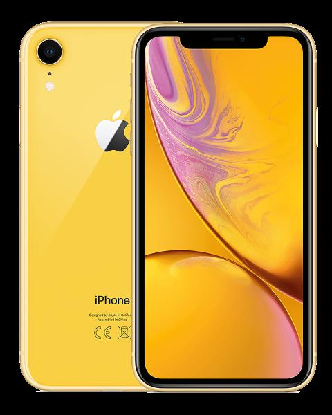 Refurbished iPhone XR 64GB Yellow