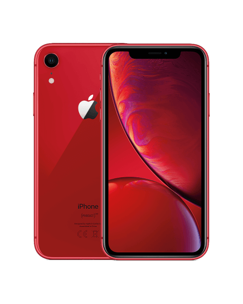 Refurbished iPhone XR 128GB Red