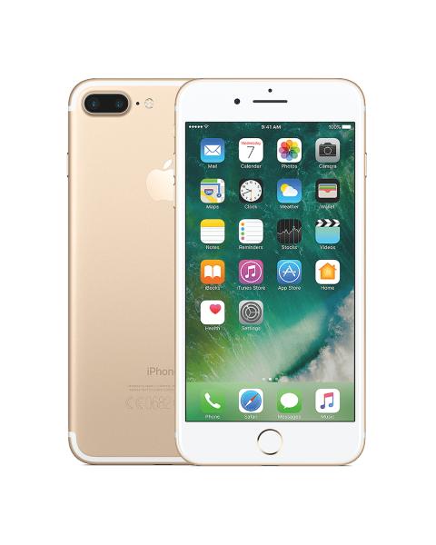 Refurbished iPhone 7 plus 32GB gold