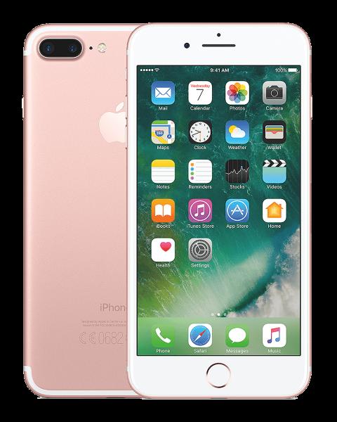 Refurbished iPhone 7 plus 32GB rose goud