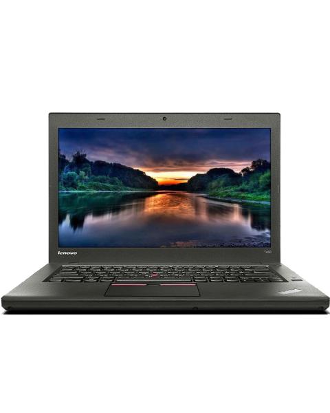 Lenovo Thinkpad T450 | 14 inch HD | 5e generation i5 | 256GB SSD | 8GB RAM | QWERTY/AZERTY/QWERTZ