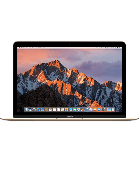 Macbook 12-inch Core i5 1.3 GHz 512 GB SSD 8 GB RAM gold (2017)