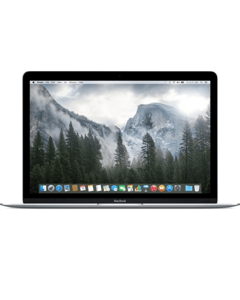 Macbook 12-inch Core M 1.1 GHz 256 GB SSD 8 GB RAM space gray (Early 2015)