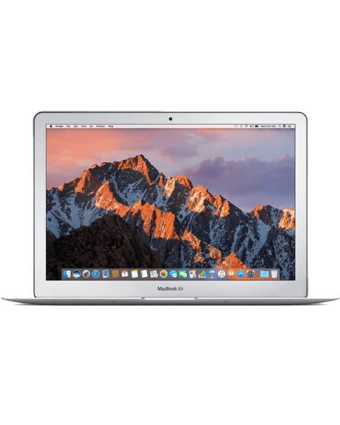MacBook Air 13-inch Core i5 1.8 GHz 128 GB SSD 8 GB RAM Zilver QWERTY (2017)