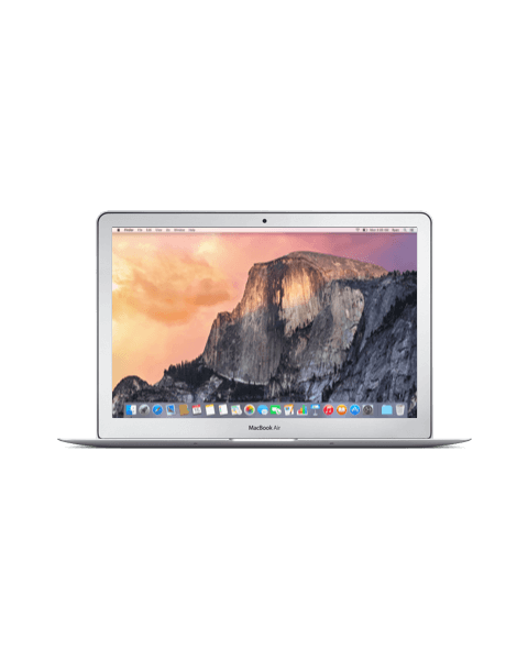 MacBook Air 13 inch Core i5 1.8 GHz 128 GB SSD 8 GB RAM Silver (2017)